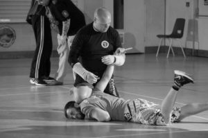 Effective Self-protection training with BKMA Oxford